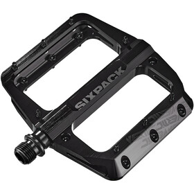 Sixpack Vertic 3.0 Pedalen, stealth black